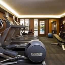 Sala spa/fitness DoubleTree by Hilton Minneapolis - Park Place