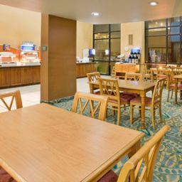 Restaurant Holiday Inn Express Hotel & Suites BRANSON 76 CENTRAL Fotos