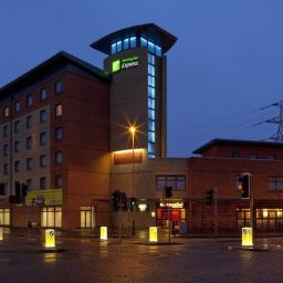 Vista esterna Holiday Inn Express LEICESTER CITY