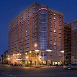 Hampton Inn WashingtonDowntownConvention Center DC Waszyngton D.C.