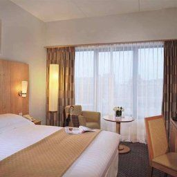 Chambre DoubleTree by Hilton London Victoria
