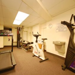 Wellness/Fitness an Ascend Hotel Collection Member The Virginian Suites