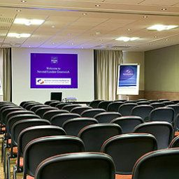 Sala congressi Novotel London Greenwich