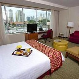 Chambre Courtyard Panama at Multiplaza Mall