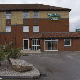 Exterior view Holiday Inn MANCHESTER - WEST