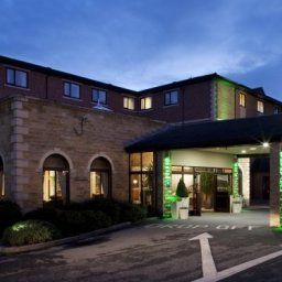 Exterior view JCT.37 Holiday Inn BARNSLEY M1
