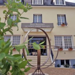 Exterior view Best Western Vinci Loire Valley