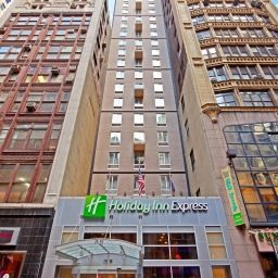 Vue extérieure Holiday Inn Express NEW YORK CITY FIFTH AVENUE