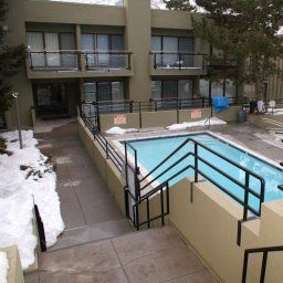 Pool Edelweiss Haus - A Park City Lodging Property
