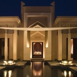 Hall Banyan Tree Desert Spa Resort