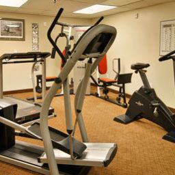 Wellness/fitness Ramada Anchorage