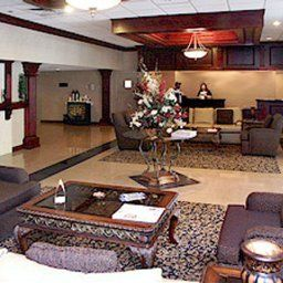 Hall Ramada Inn Newport News Fotos