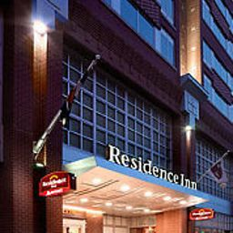Exterior view Residence Inn Denver City Center