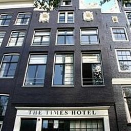 Exterior view The Times Hotel Amsterdam