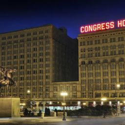 Congress Plaza Hotel Chicago