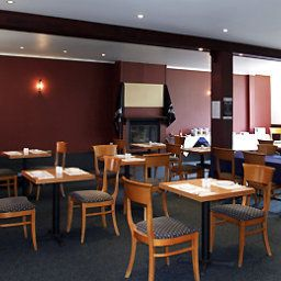 Breakfast room within restaurant all seasons Auckland Ellerslie