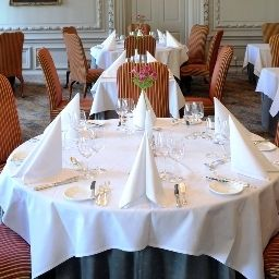 Ristorante Stapleford Park Luxury Spa & Golf