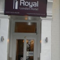 Фасад Royal London