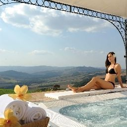 Area wellness Relais Todini