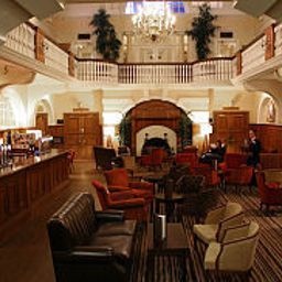 Interior view Best Western Chilworth Manor