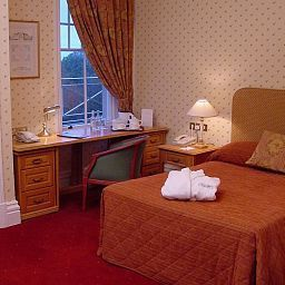 Room Best Western Chilworth Manor