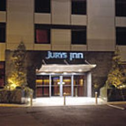 Exterior view Jurys Inn Heathrow