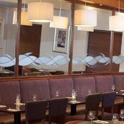 Breakfast room within restaurant Jurys Inn Heathrow