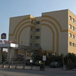 Exterior view Best Western Grand Fotos