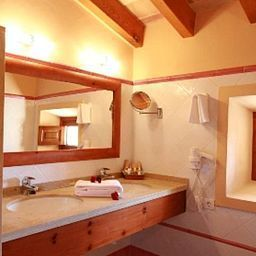 Bathroom Finca Son Roig Agroturismo