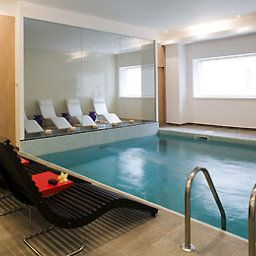 Sala spa/fitness Novotel Bucharest City Centre