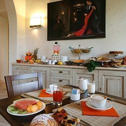 Breakfast room Certaldo Fotos