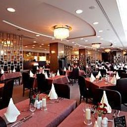 Restaurante Grand Hotel Sava Superior