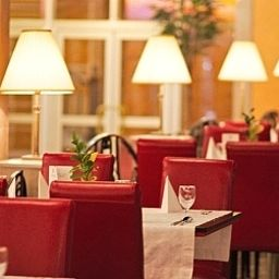 Breakfast room within restaurant Korston Hotel&Mall Kazan