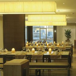 Restaurante Moevenpick Tower and Suites Doha