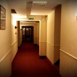 Vista all'interno Gilson Hotel Hull
