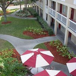 Garden Ramada Convention Center I-Drive Orlando