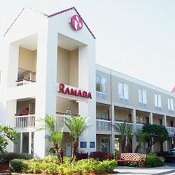 Exterior view Ramada Convention Center I-Drive Orlando