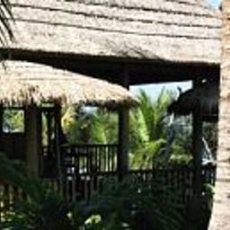 Restaurante Puri Dajuma Cottages Beach Eco Resort & SPA