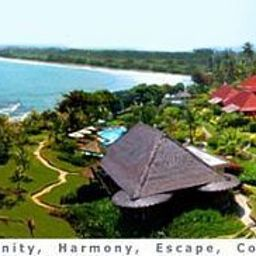 Vista exterior Puri Dajuma Cottages Beach Eco Resort & SPA