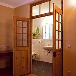 Bathroom Haimerlhof Das kl. Privathotel Fotos