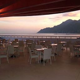 Terrace Salerno Grand Hotel