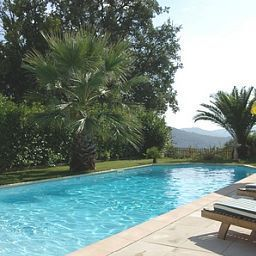 Pool La Bastide Gourmande Chateaux et Hotels Collection