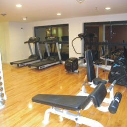 Wellness/Fitness Howard Johnson Plaza Jujuy