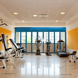 Fitness room Atahotel Quark Due