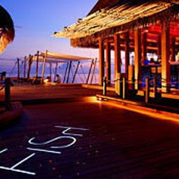 Restauracja W Retreat & Spa - Maldives