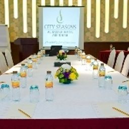 Sala congressi City Seasons Al Hamra