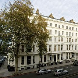 Фасад Fraser Suites Queens Gate