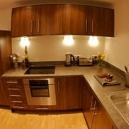 Cuisine Spires Serviced Apartments
