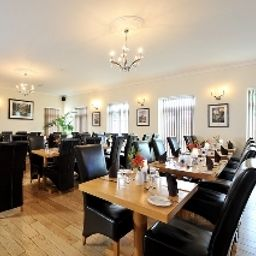 Restaurante Exeter Court Kennford