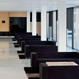 Vista all'interno TRYP Zaragoza Hotel